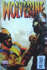 Wolverine #60 Suydam cover Marvel comic book
